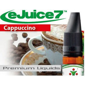 eJuice7 Cappuccino