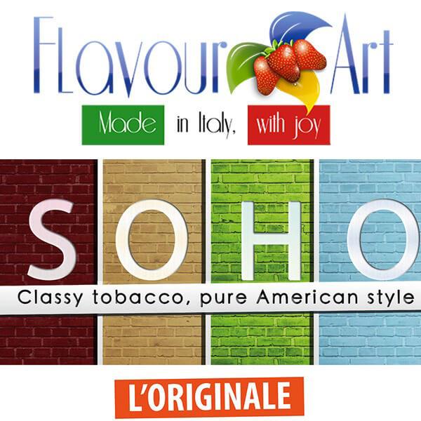 Aroma FlavourArt Soho