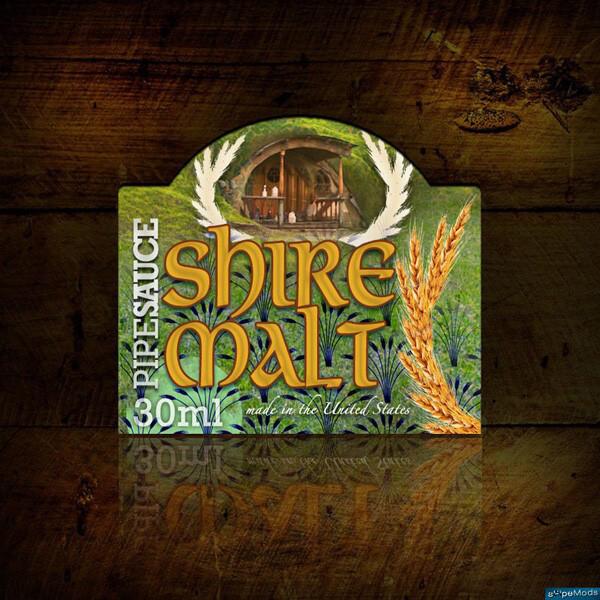Pipe Sauce Shire Malt 30ml