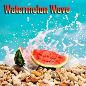 Aroma Pink Spot Watermelon Wave