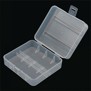Efest Battery Case: 2x 18500