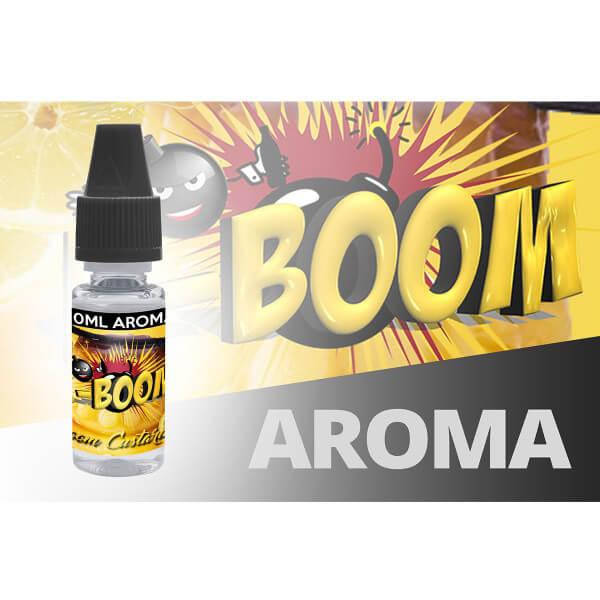 Aroma K-Boom Boom Custard 2