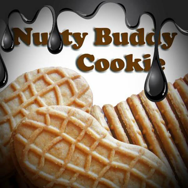 Pink Spot Peanut Butter Crumble (Nutty Buddy Cookie)