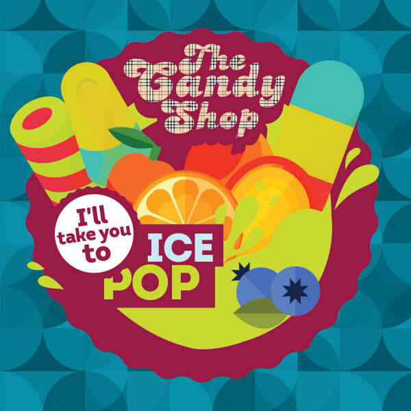 Aroma Big Mouth Ice Pop