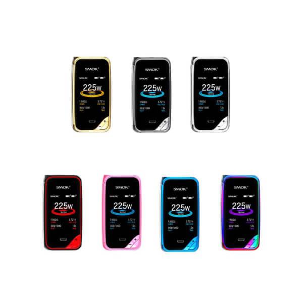 SMOK X-Priv Mod Farben