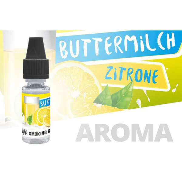 Aroma Smoking Bull Buttermilch Zitrone