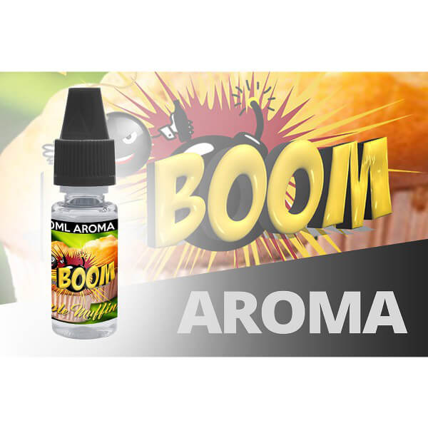 Aroma K-Boom Apple Muffin