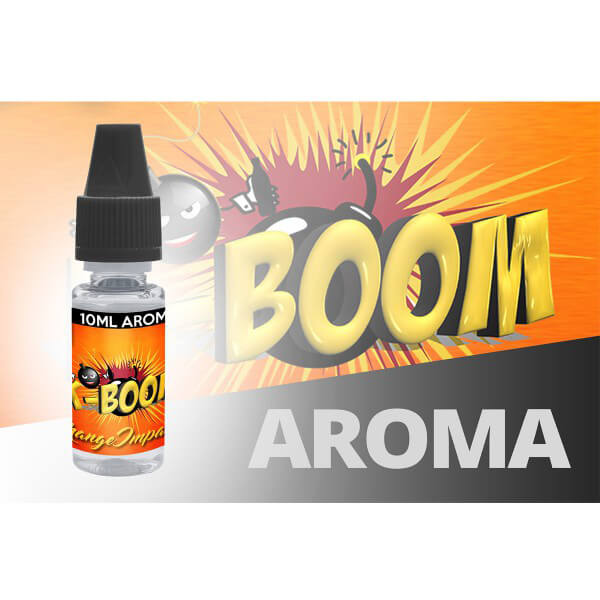 Aroma K-Boom Orange Impact