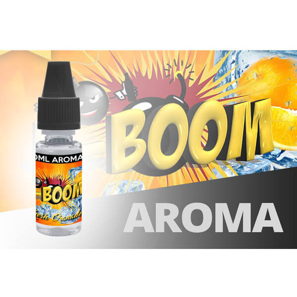 Aroma K-Boom Fresh Oranade