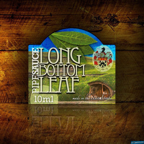 Pipe Sauce Long Bottom Leaf