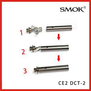 SMOK CE2 Cartomizer für U-DCT/510 DCT
