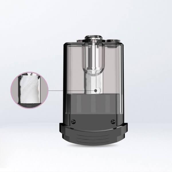 (4x) Vaptio SPIN IT Cartridge