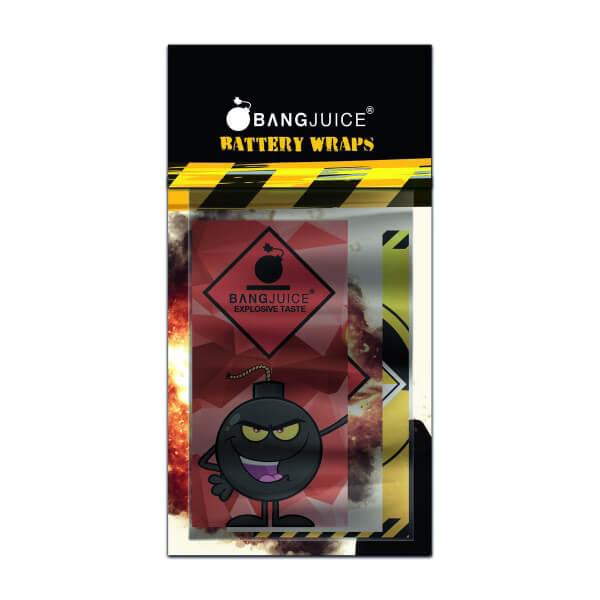 Bang Juice 18650 Schrumpfschlauch