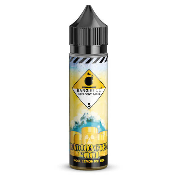 Aroma Bang Juice Radioactea Kool