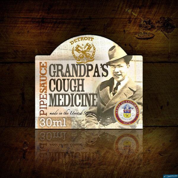 Pipe Sauce Grandpas Cough Medicine 30ml