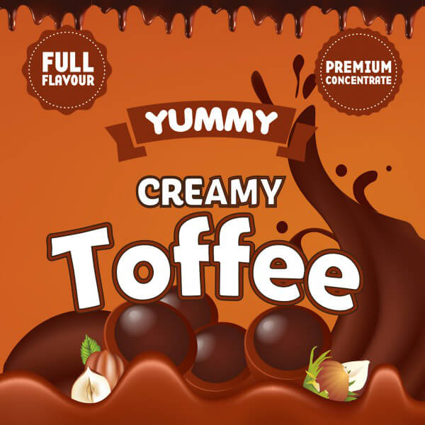 Aroma Big Mouth Creamy Toffee