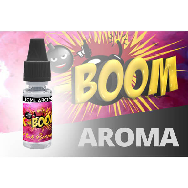 Aroma K-Boom Pink Boom