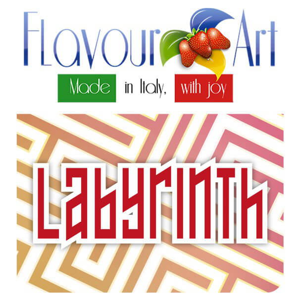 Aroma FlavourArt Labyrinth
