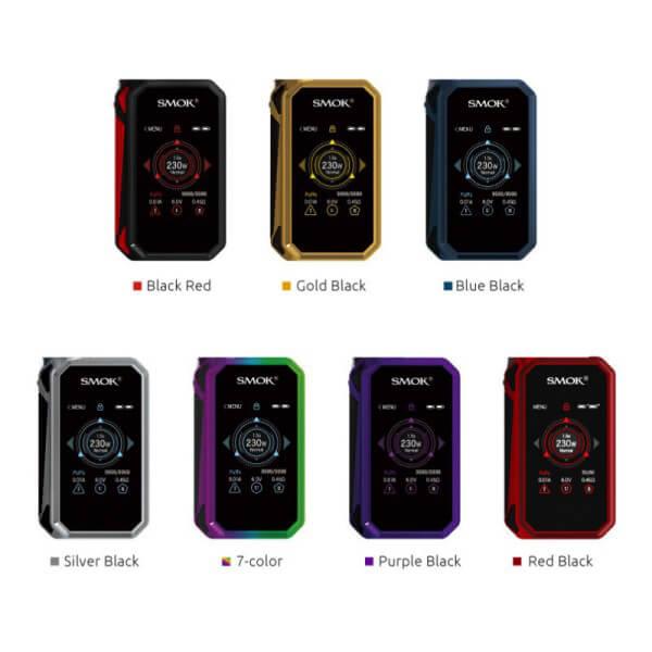 SMOK G-PRIV 2 Mod Farben