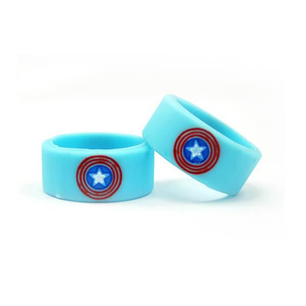 Captain America Vape Band