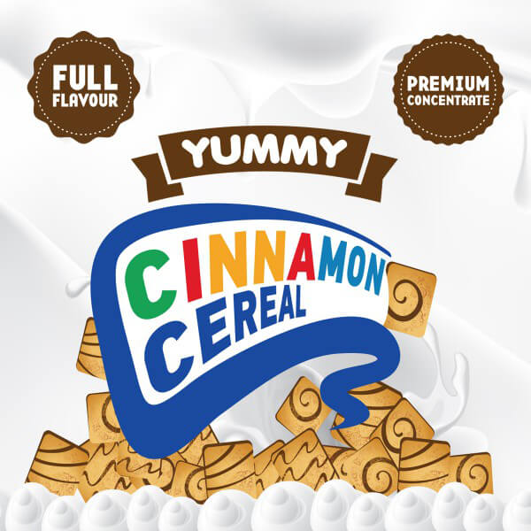 Aroma Big Mouth Cinnamon Cereal
