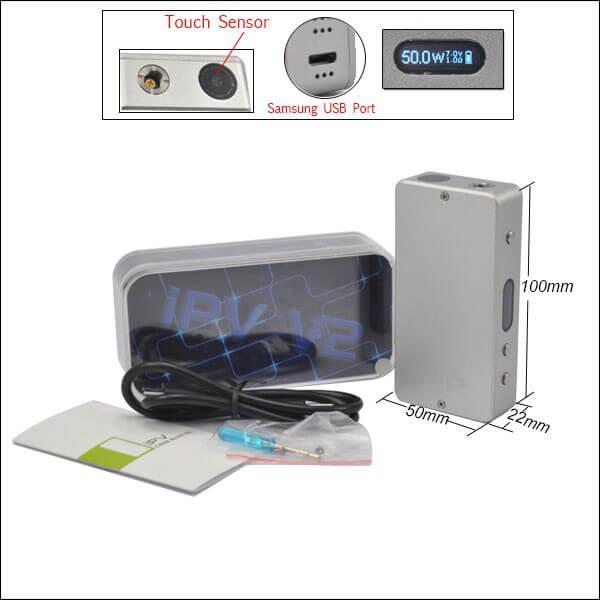 Pioneer4you IPV V2 50w Box Mod