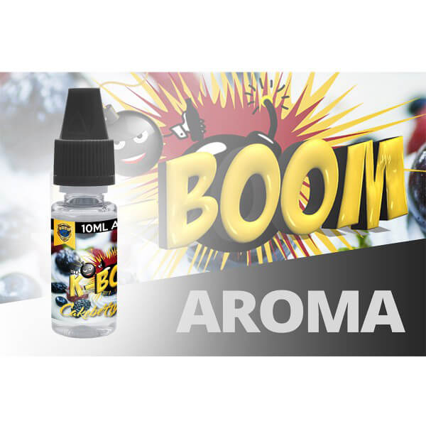 Aroma K-Boom Cakeberry Burst