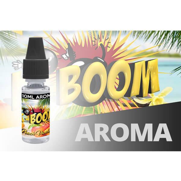 Aroma K-Boom Peach Vanilla