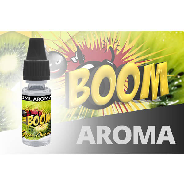 Aroma K-Boom Green Cream