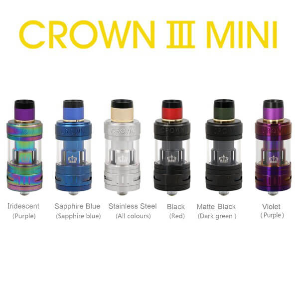Uwell Crown 3 Mini Verdampfer