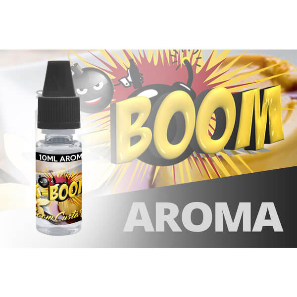 Aroma K-Boom Boom Custard