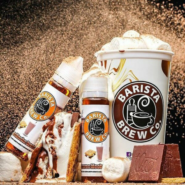 Barista Brew Co. Smores Mocha Breeze DIY Liquid