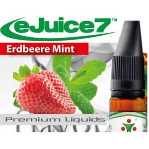 eJuice7 Erdbeere Mint
