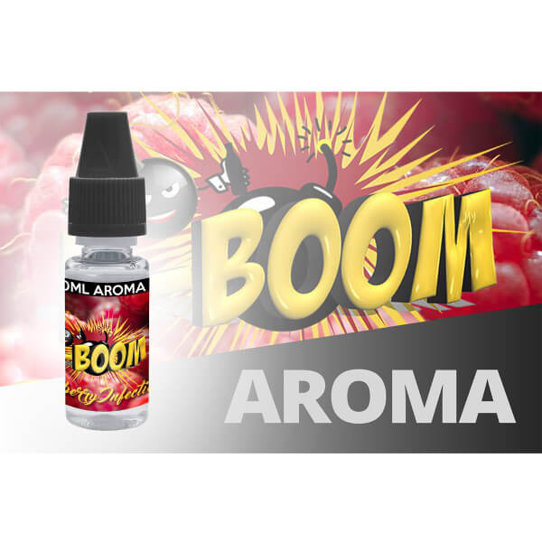 Aroma K-Boom Raspberry Infection