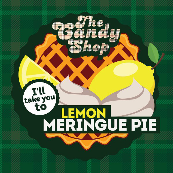 Aroma Big Mouth Lemon Meringue Pie
