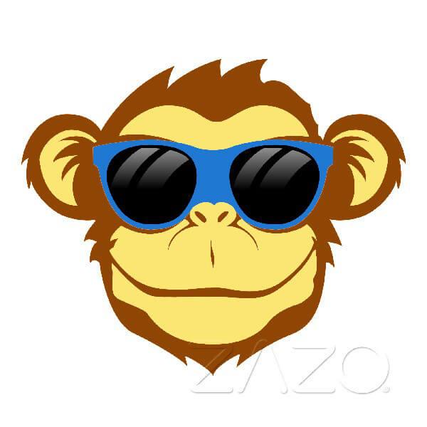 ZAZO Crazy Monkey
