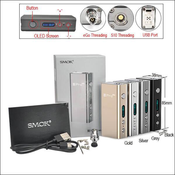 SMOK Xpro M50 65W Box Mod