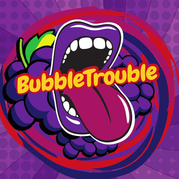 Aroma Big Mouth Bubble Trouble