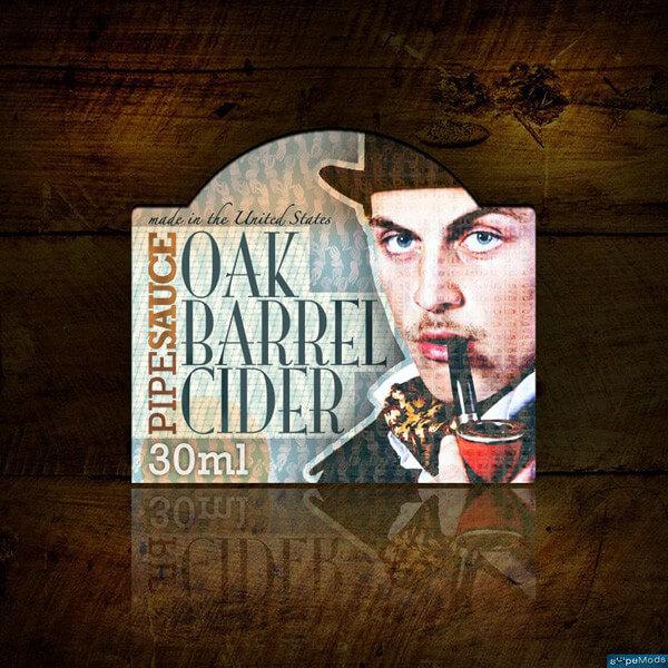 Pipe Sauce Oak Barrel Cider 30ml