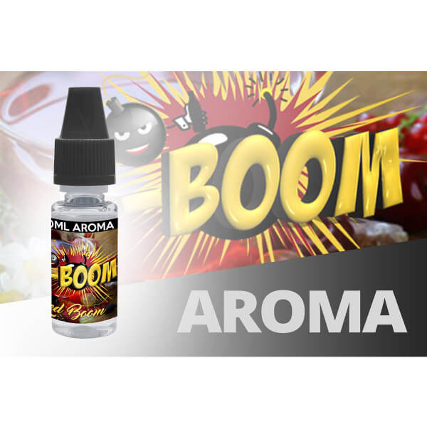 Aroma K-Boom Red Boom