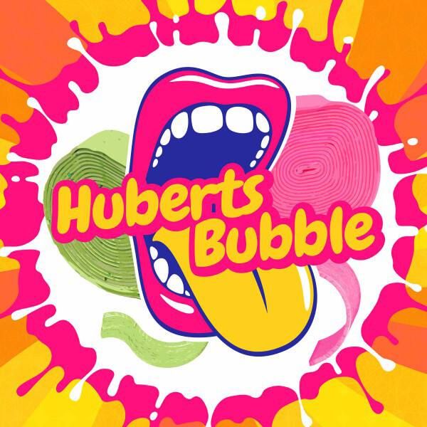 Aroma Big Mouth Huberts Bubble