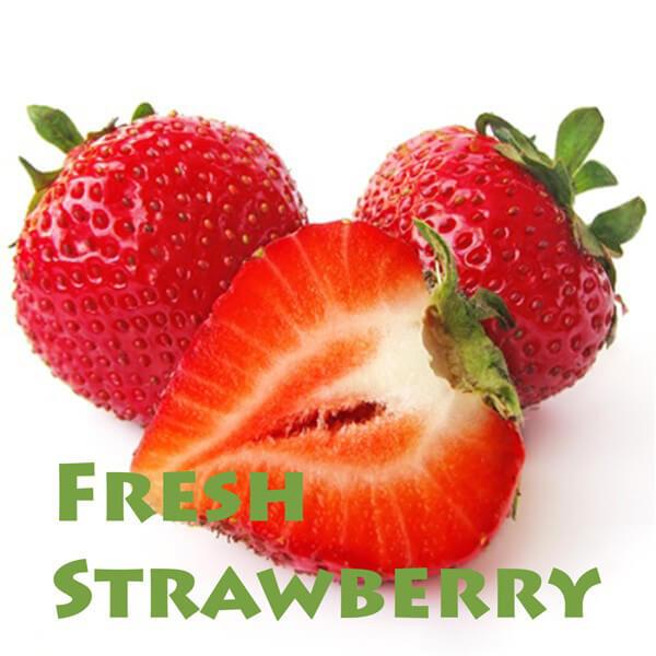 Pink Spot Fresh Strawberry