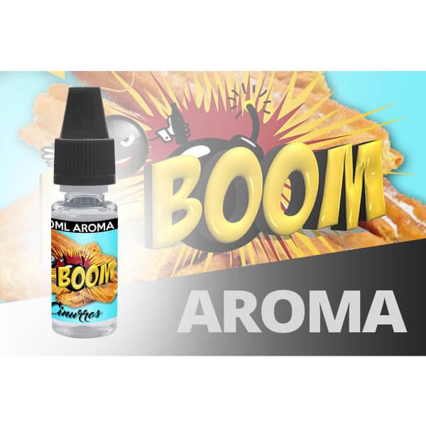 Aroma K-Boom Cinurros