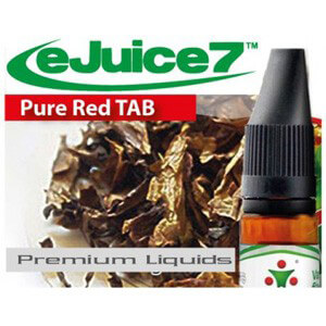 eJuice7 Pure Red Tab