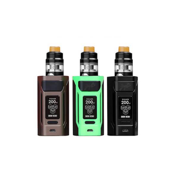 Wismec Reuleaux RX2 20700 Kit Farben