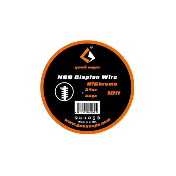 GeekVape N80 Clapton Draht