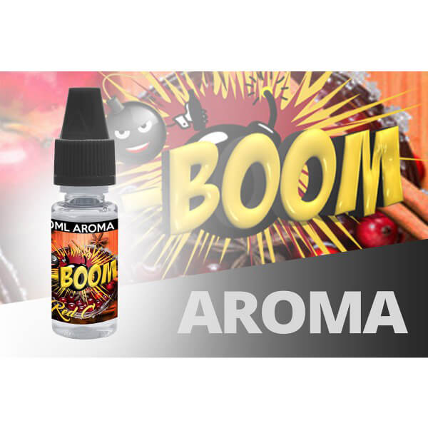 Aroma K-Boom Red C