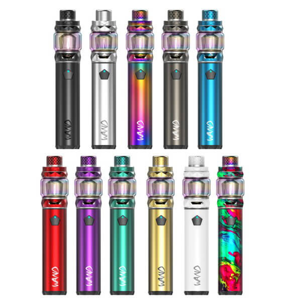 iJoy Elite WAND Kit Farben