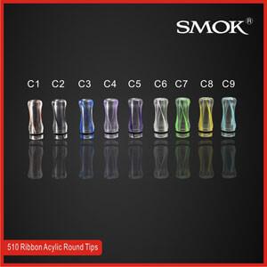 SMOK Acryl Drip Tip Rund