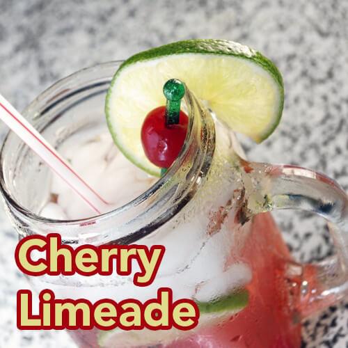 Pink Spot Cherry Limeade